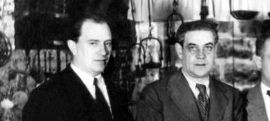 Joaquim Folch i Torres, fill adoptiu de Sitges
