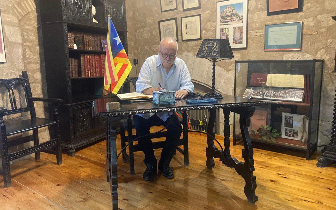 Xerrada de Josep-LLuís Carod-Rovira